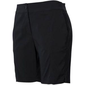 EP Pro Black Golf Shorts